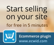 Start your own ecommerce shop