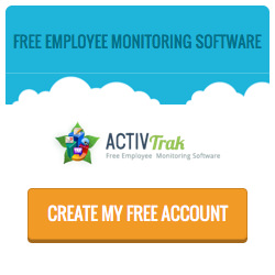 Employee monitoring - ActivTrak
