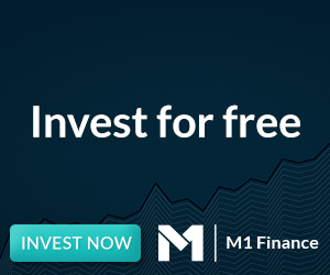 M1 Finance.  $10 credit When you open an account.