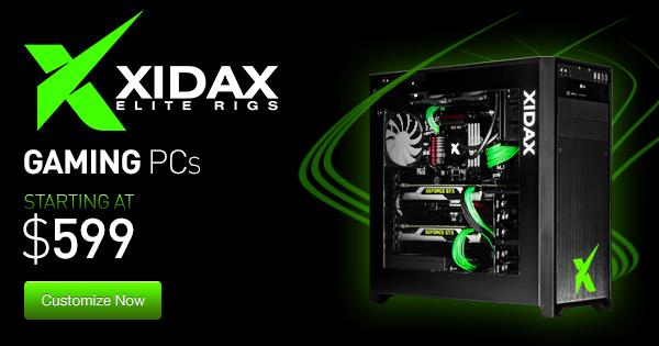 Xidax PCs