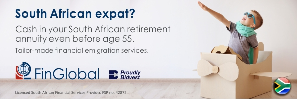 Expat? Transfer your pension with FinGlobal