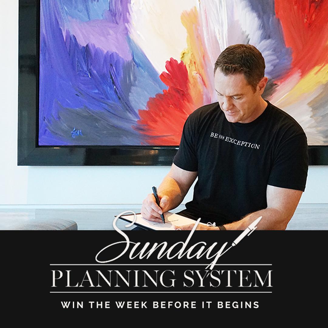Sunday Planning System