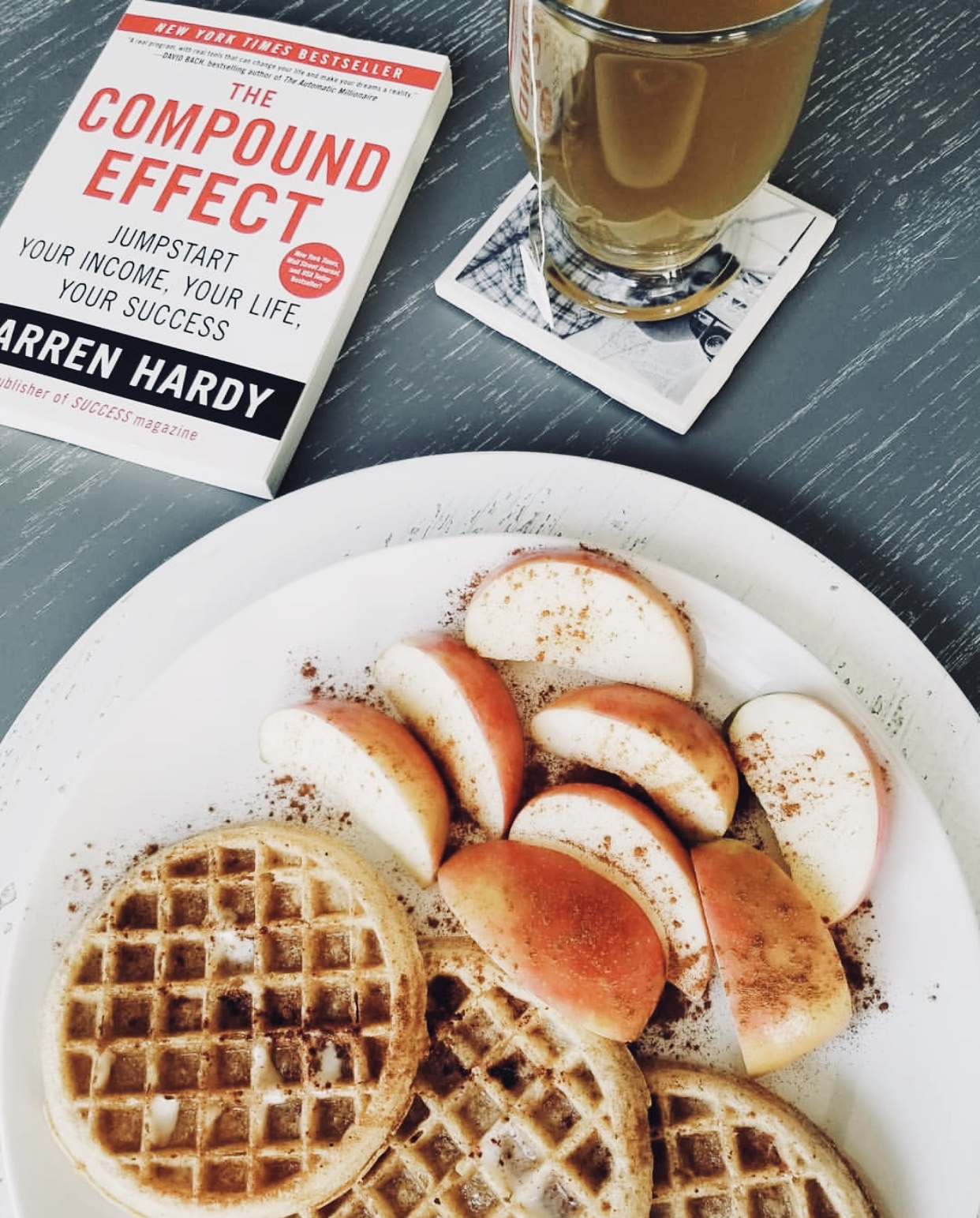 Compound Effect and Breakfast Waffles