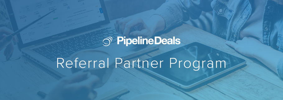 PipelineDeals Partner Program